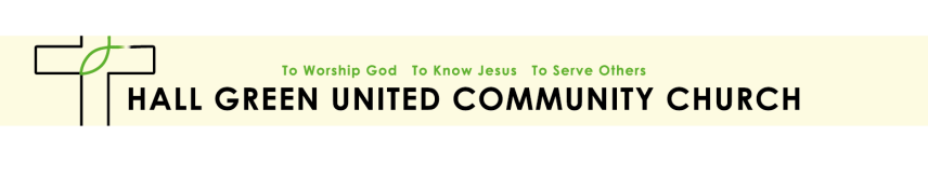 Hall Green United Community Church